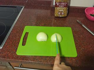 Cómo cortar una cebolla
