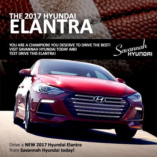 2017 Hyundai Elantra, Savannah GA, Savannah Hyundai, Georgia Hyundai Dealership