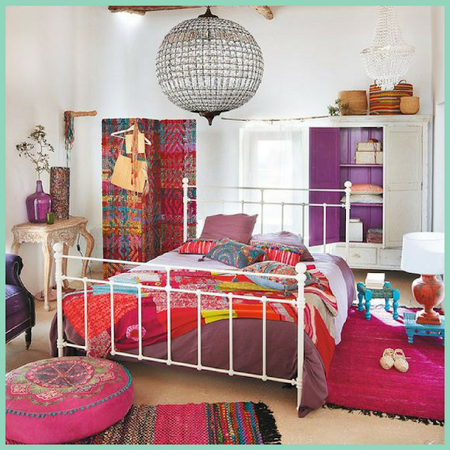 Ideas para una decoración Boho Chic-18