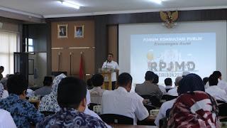Wali Kota Ingin OPD Dan Forkopimda Sinergi Membangun Kota Cirebon