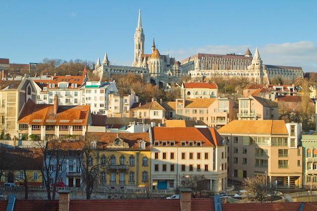 Região de Varnegyed, Budapeste