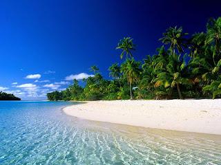 Praias foram criadas por Deus