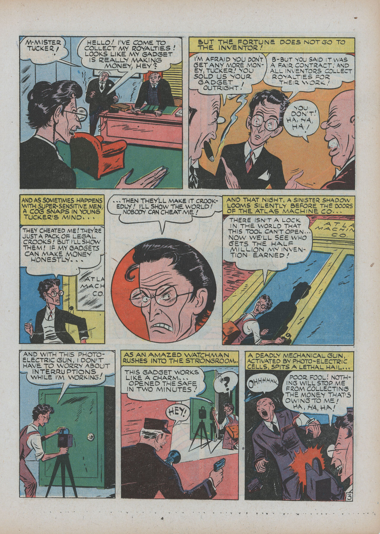 Read online World's Finest Comics comic -  Issue #10 - 19