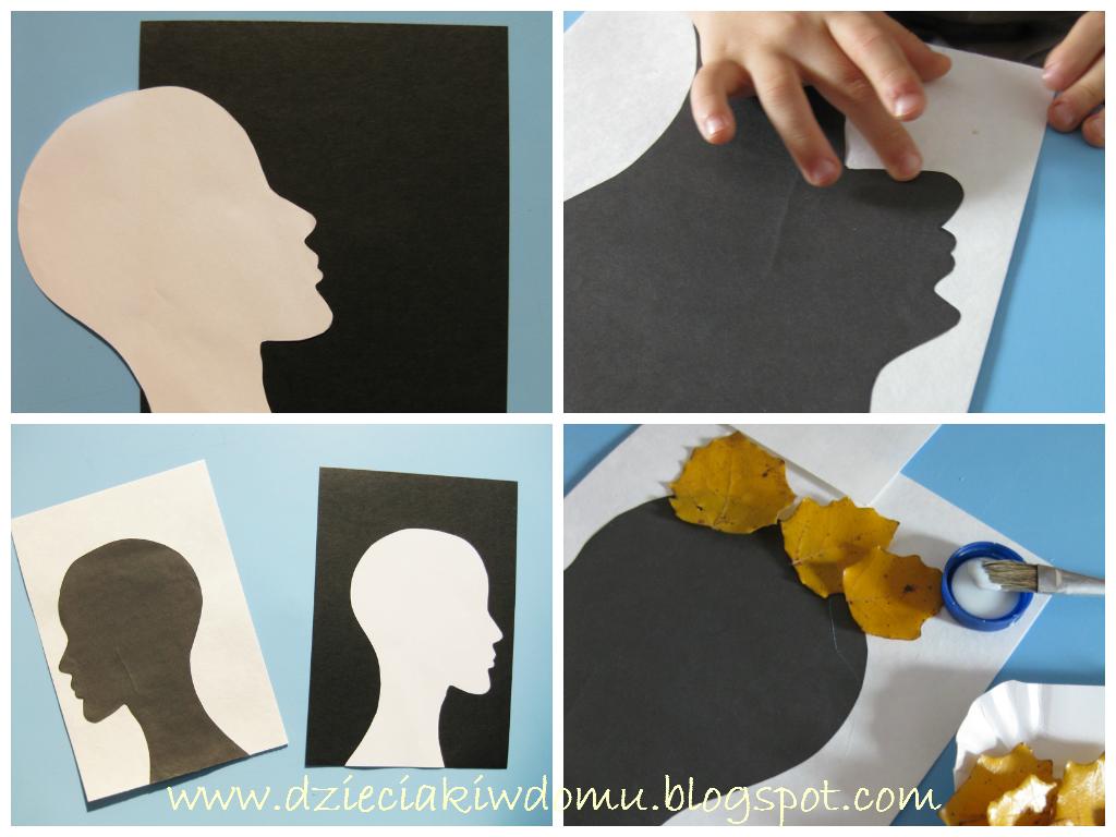 Jesienne Stylizacje Praca Plastyczna Dzieciaki W Domu