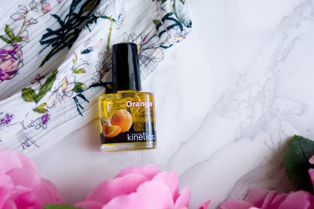 Kinetics Cuticle Essential Oil Orange