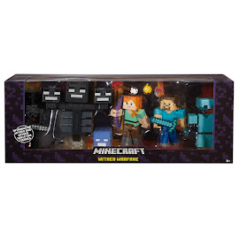 Minecraft Wither Survival Mode Figure