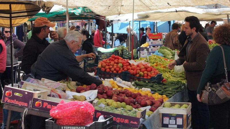 Αλλαγή ημέρας λειτουργίας της Λαϊκής Αγοράς Ορεστιάδας