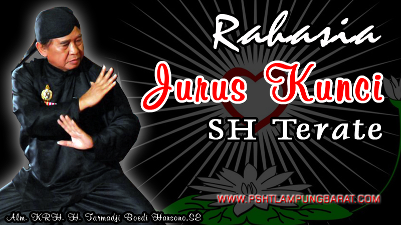 Jurus Kunci Psht Rahasia Psht Cabang Lampung Barat