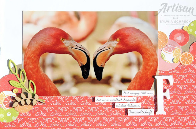 Layout-Freundschaft-Stampin Up
