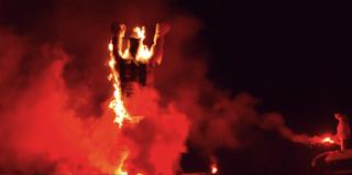 Η καύση του Ιούδα – Ένα άθλιο έθιμο