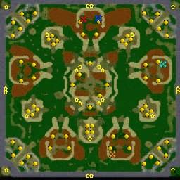 12-Sunken-Palace-Melee ~ World Warcraft Maps - Download Map Warcraft