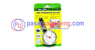 Jual Sellery Tire Pressure Gauge