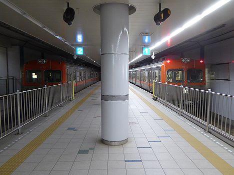 北陸鉄道浅野川線 普通 内灘行き1 8000系