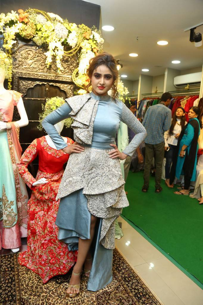 Sony Charishta At Kanak Studio Launch Event Stills