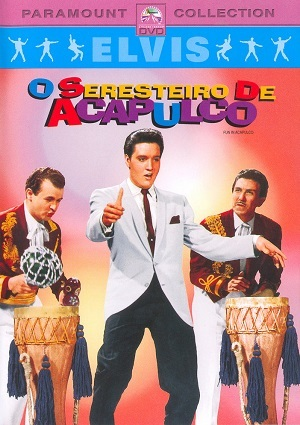 Elvis Presley - O Seresteiro de Acapulco Torrent 1963 Dublado 1080p 720p BDRip Bluray FullHD HD