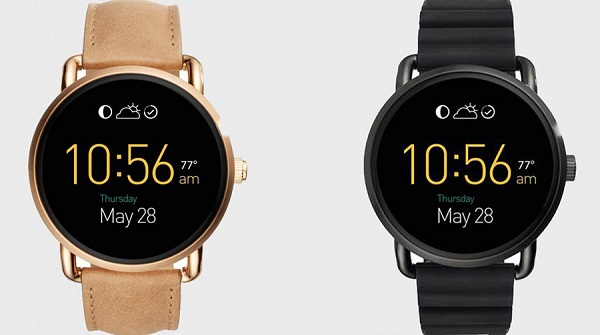 FOSSIL debuts Q Marshal, Q Wander smartwatches with Android Wear