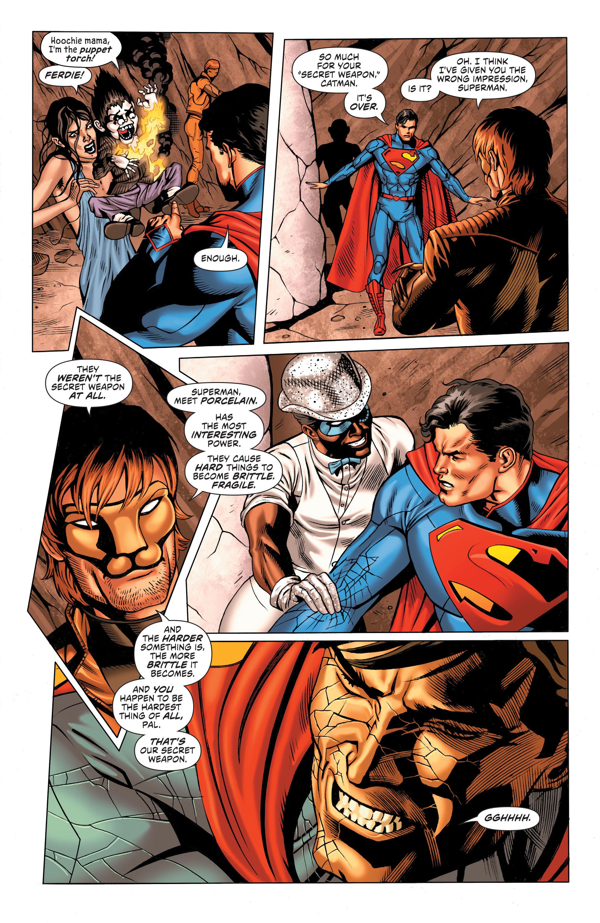 Read online Secret Six (2015) comic -  Issue #10 - 18