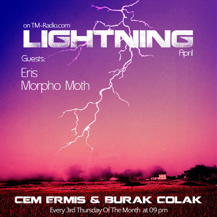 Lightning :: Episode aired on April 23, 2012, 10pm banner logo