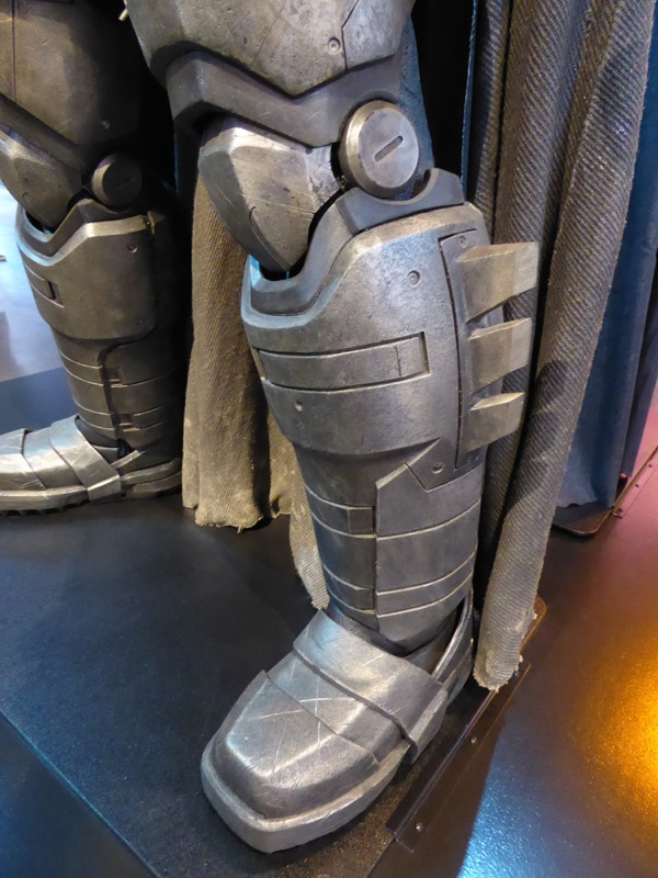 Batman v Superman Mech Batsuit boots
