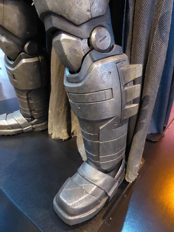 Batman v Superman Mech Batsuit boots