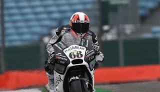 Hasil MotoGP Inggris 2016: Hernandez Tercepat Sesi Pemanasan, Rossi Ke-11