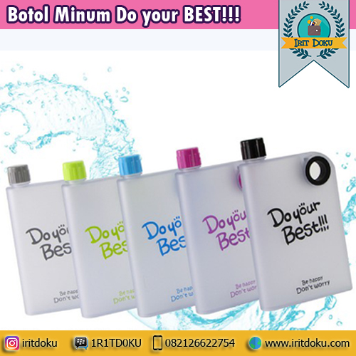 Botol Minum Do Your BEST!!! DOFF