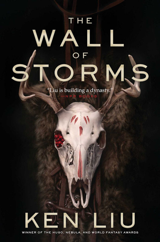Review: The Wall of Storms by Ken Liu