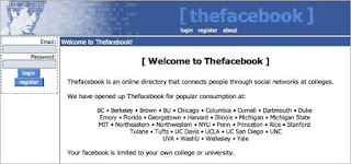 facebookun ilk zamanları