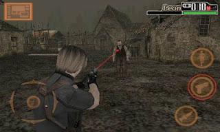 Download BioHazard 4 Mobile (Resident Evil 4) Apk + Data