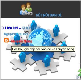 Trao đổi Logo, liên kết cộng đồng Blogger Việt ơy KenhTai2