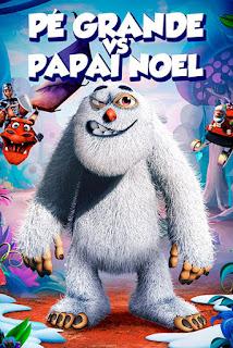 Pé Grande vs. Papai Noel - DVDRip Dublado