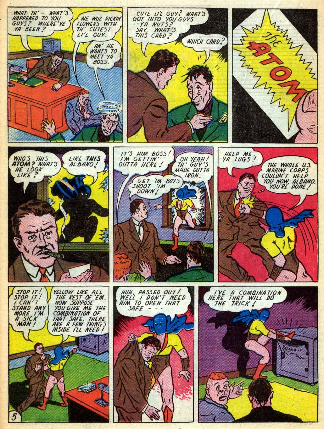 Read online All-American Comics (1939) comic -  Issue #22 - 34