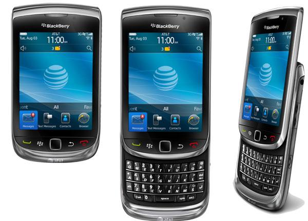 Mobile World: BlackBerry Torch 9800