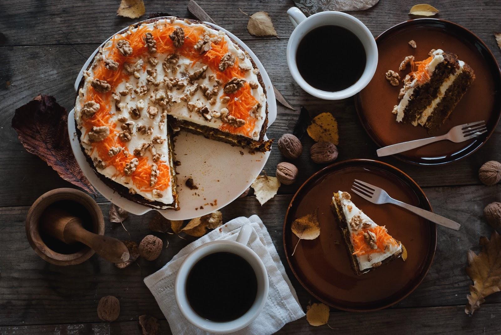 Najlepsze ciasto marchewkowe bez glutenu