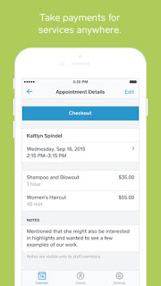 Square Appointments app for iPhone launched