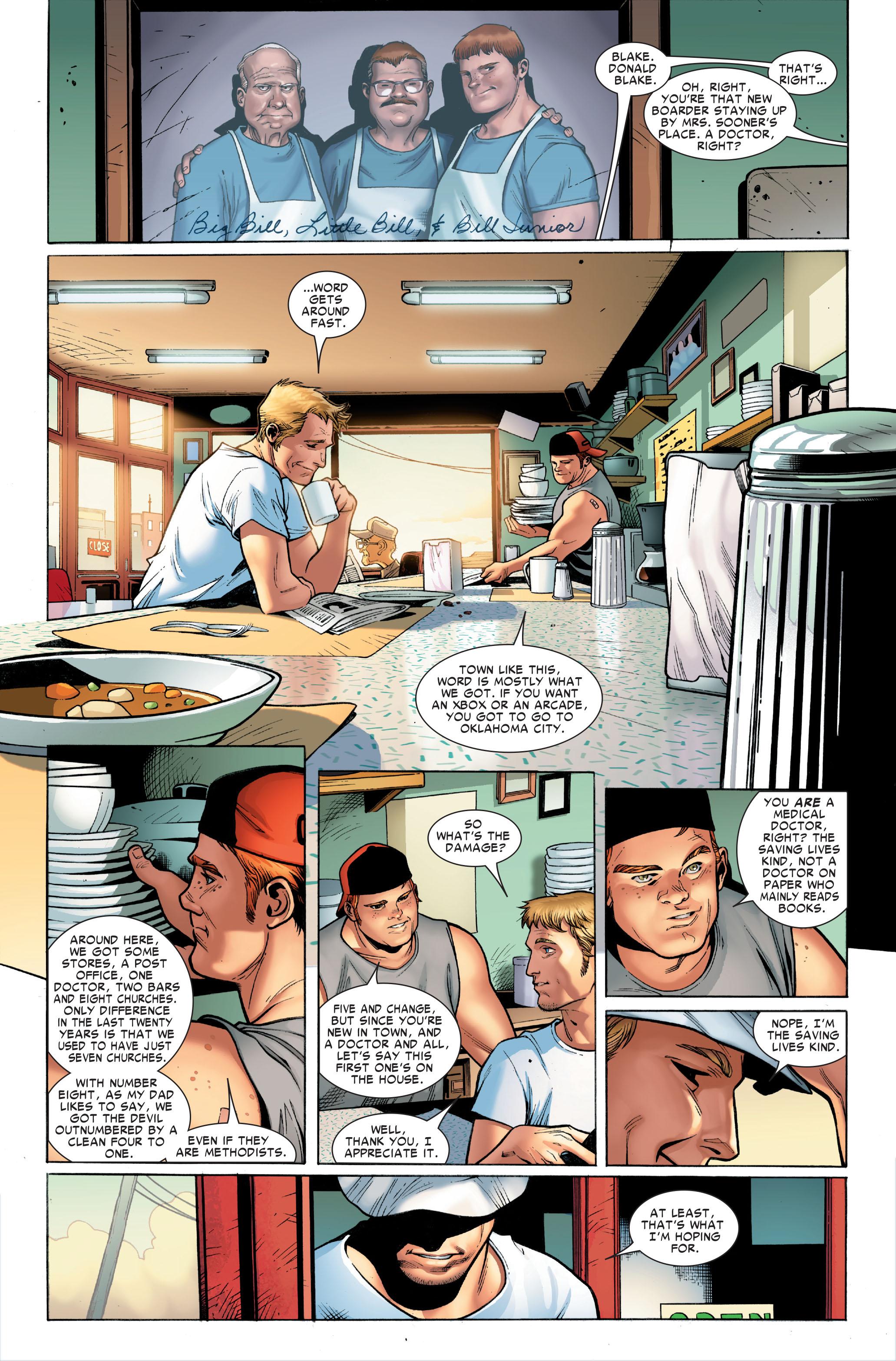 Thor (2007) Issue #2 #2 - English 3
