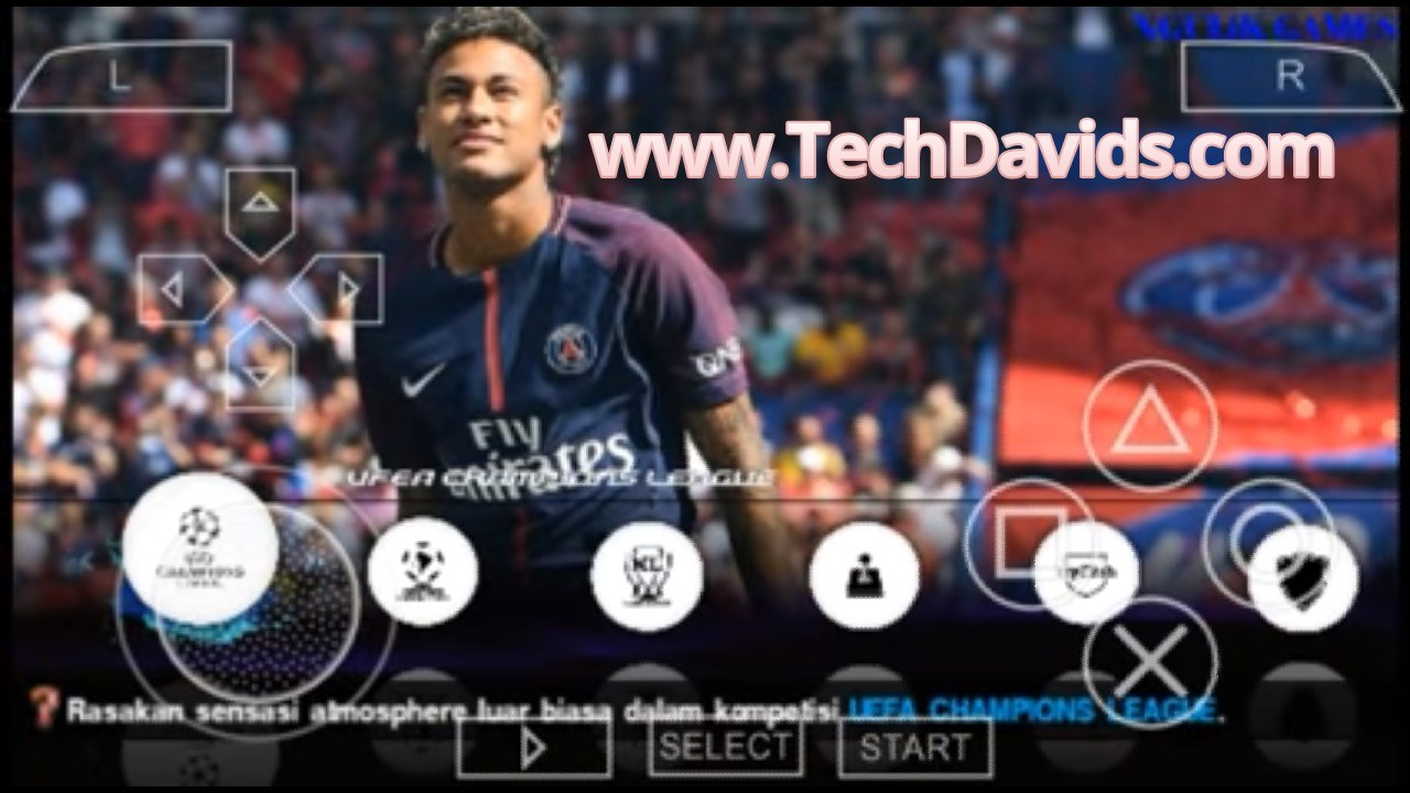 Guide To Download, Install & Play Pes 2018 Iso PSP On