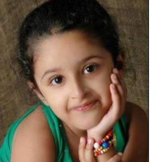 Profil Harshita Ojha Pemeran Khanna di Sinetron Malaikat Kecil dari India