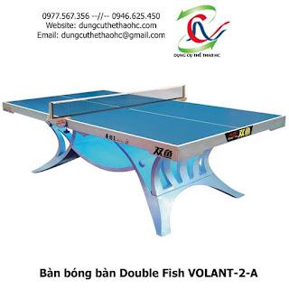 Bàn bóng bàn Double Fish VOLANT-2-A