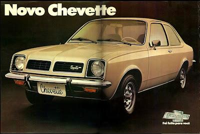 propaganda Chevette - 1977. propaganda anos 70. propaganda carros anos 70. reclame anos 70. Oswaldo Hernandez.. Volkswagen