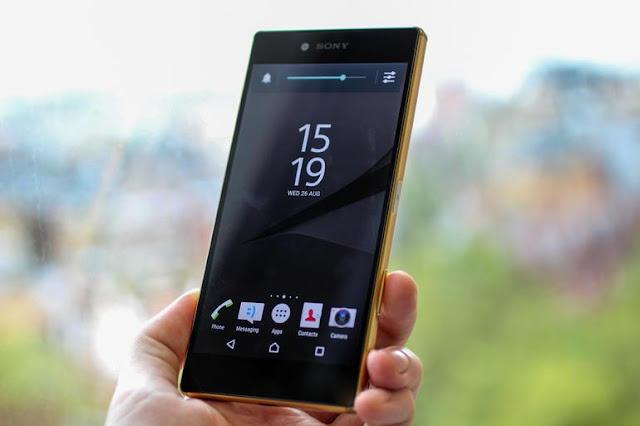 Harga & Spesifikasi Sony Xperia Z5 Premium Terbaru