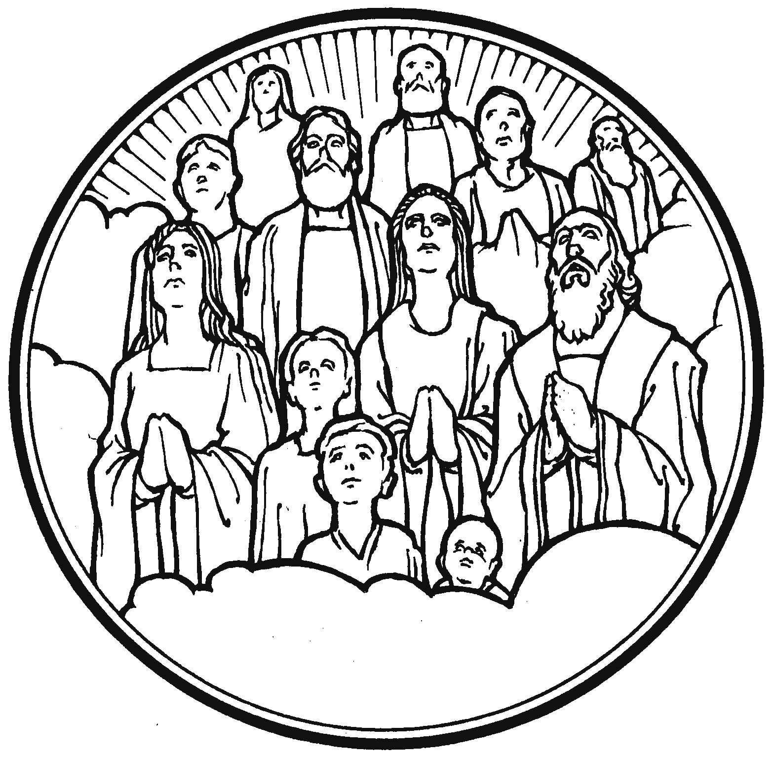 Lutheran Subject (Schroeder's blog): A Prayer for All