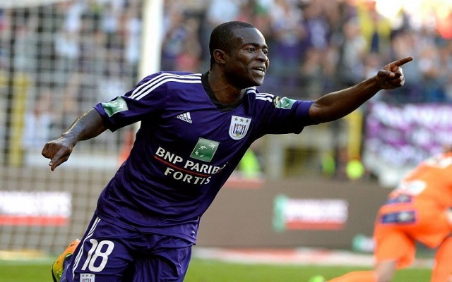Liverpool table £8m bid for Frank Acheampong