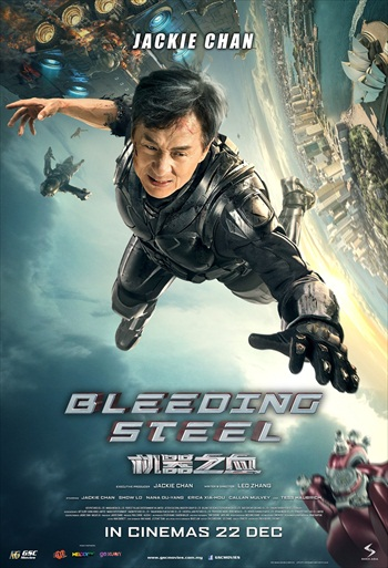 Bleeding Steel 2017 Dual Audio Hindi 480p HDRip 300mb