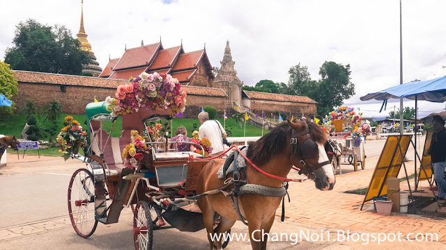 Tourist Attractions in Lampang, Thailand
