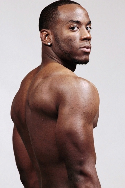 Sexy Nude Black Male