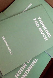 Copies of the book Thinking Too Much