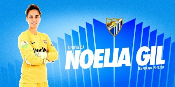 Oficial: Málaga Femenino, firma la meta Noelia Gil