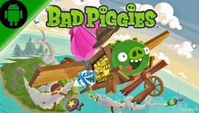 Bad Piggies Apk (MOD, Coins/Scrap) for Android