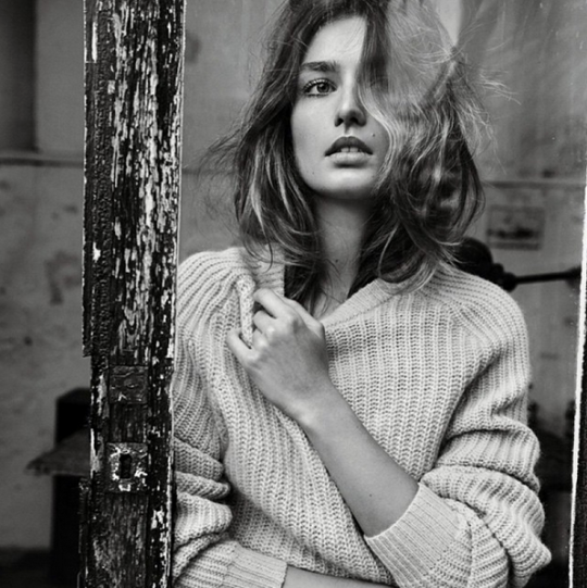 Hottest Female Models on Instagram Right Now Andreea Diaconu